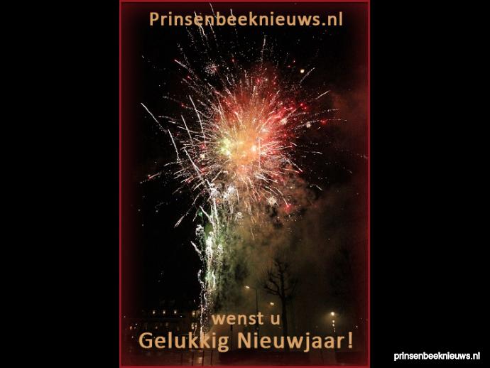 Fijne Jaarwisseling Gelukkig Nieuwjaar Prinsenbeeknieuws
