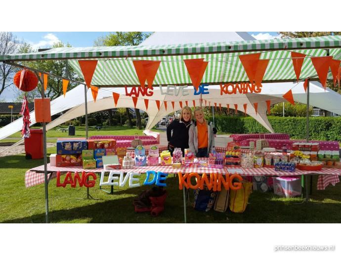 Park Over-Bos kleurt oranje