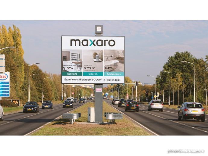 Kritiek VVN op digitale billboards