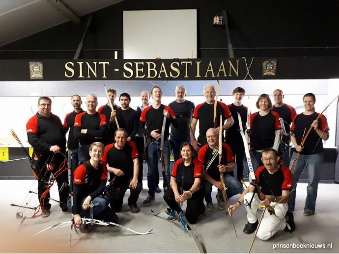 St. Sebastiaan start nieuwe jaar in casino