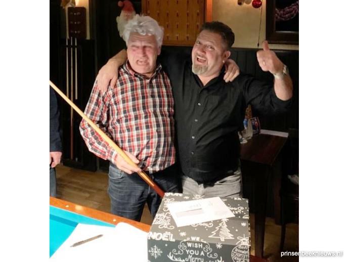 Theo Machielsen en Erik van Campen winnen koppeltoernooi Veehandelshuis