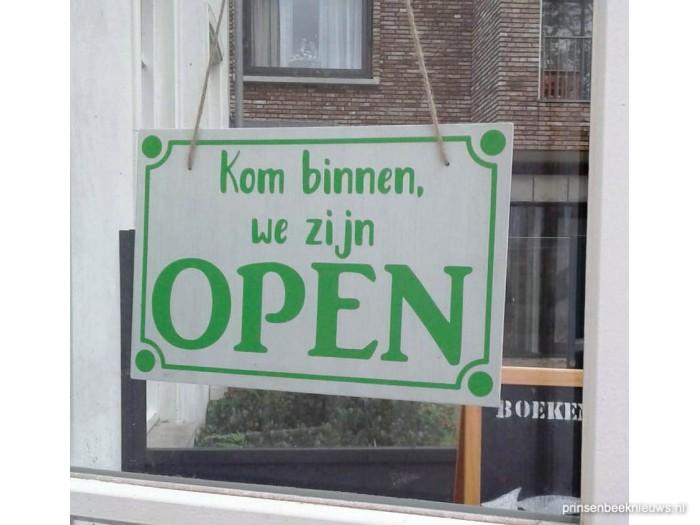 Alleen via eigen ingang naar Boekendonck