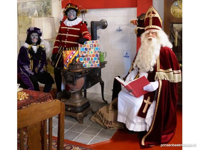 Brief van Sinterklaas