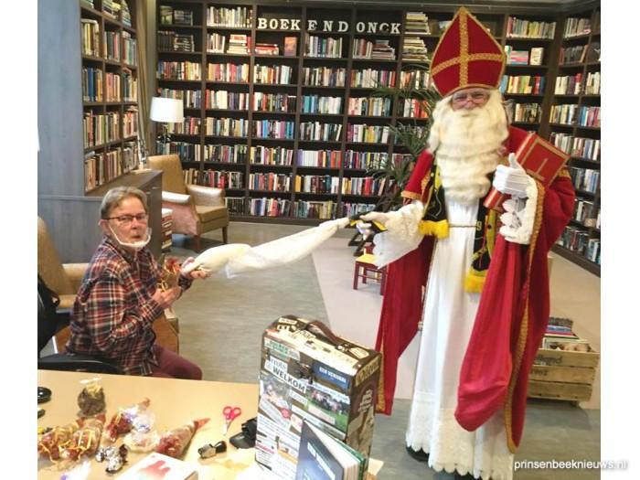 Sinterklaas bezoekt Boekendonck