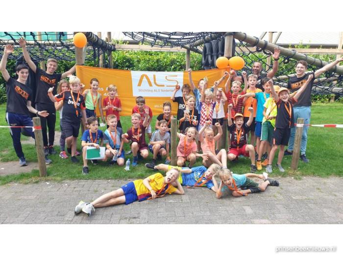 ALS-sponsorloop goed voor 3.624 euro