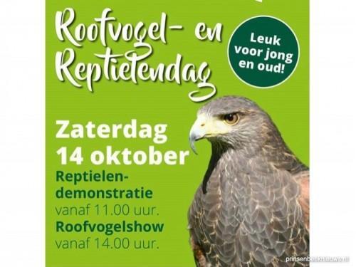 Roofvogel- en reptielendag
