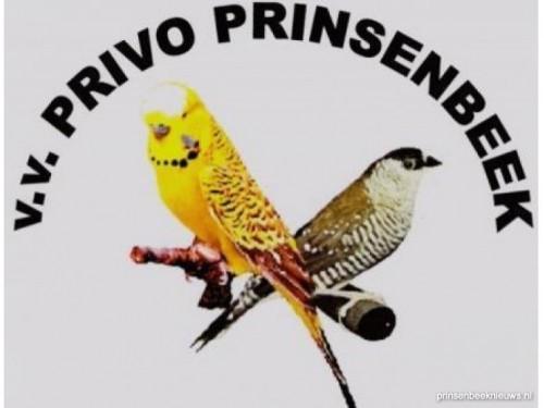 Onderlinge vogelshow Privo