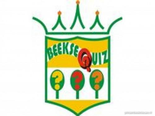 Inschrijving Beekse Quiz 2018 geopend