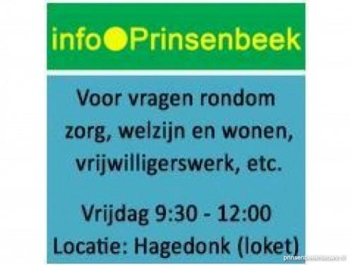 Infopunt Prinsenbeek voor alle Bekenaren