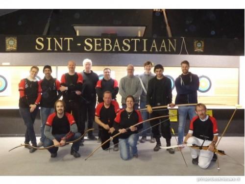 De Koningen van St. Sebastiaan