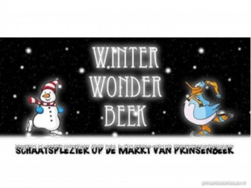 Voorbereidingen WinterWonderBeek in volle gang