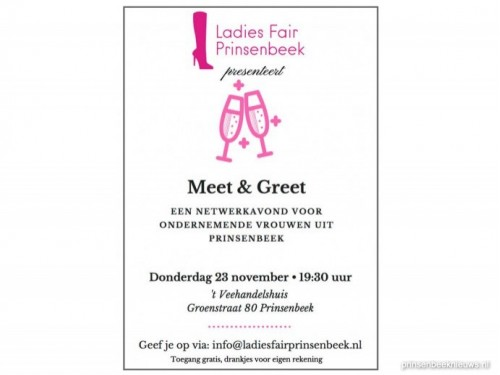 Ladies Fair Netwerkavond