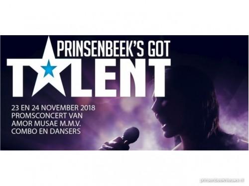 Derde editie Prinsenbeek's got Talent