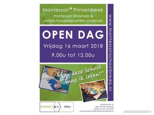 Open dag Montessori+