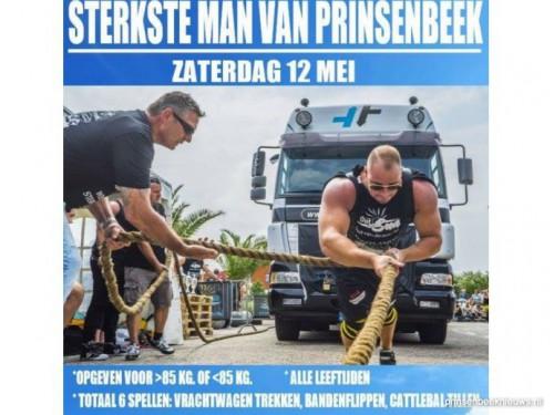 Sterkste man van Prinsenbeek