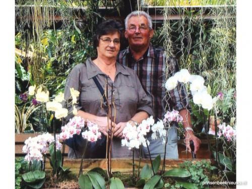 Frans en Riet van Loenhout-van Meer60 jaar getrouwd