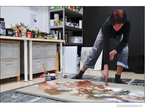Atelier Lia de Craen pinksterweekend open