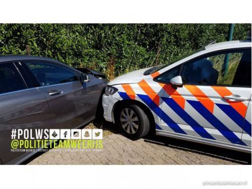 Belgische crimineel opgepakt na opzettelijke aanrijding door politie