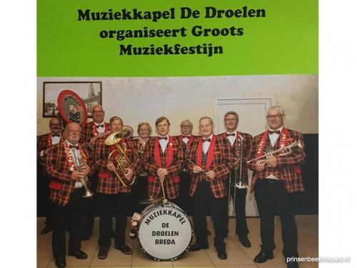 Muziekfestijn Droelen Veehandelshuis