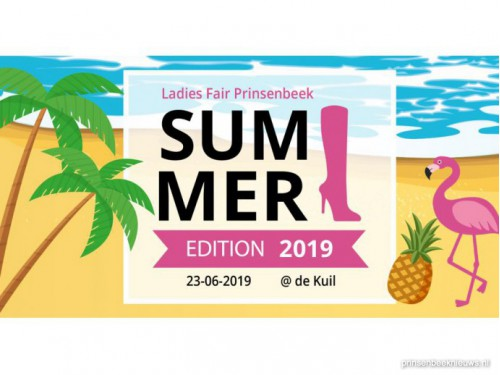 Ladies Fair 23 juni bij De Kuil