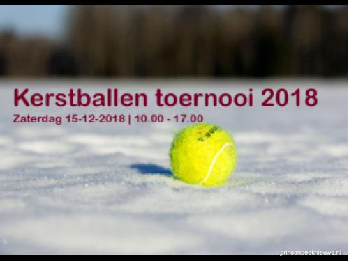 Kerstballentoernooi TV Prinsenbeek