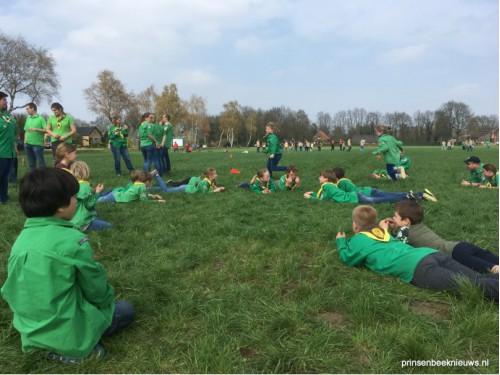 Noodkreet subsidie scoutingclubs
