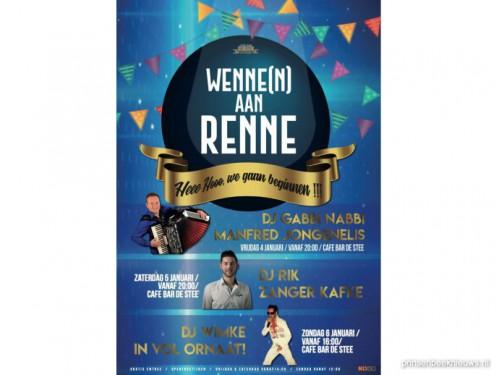 'Wenne(n) aan Renne' in De Stee