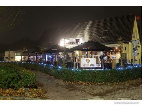 Brasserie De Nieuwe Baan dicht