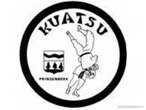 Kleuterjudo bij JV Kuatsu