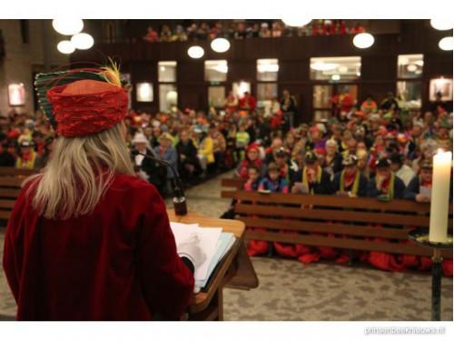 Oproep koor Karnavals-gebedsdienst