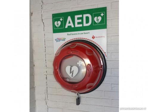 Meer samenwerking AED-stichtingen