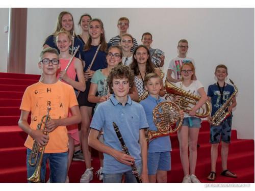Open repetitie Opleidingsorkest