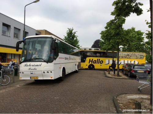 Salaris chauffeurs einde voor Rolerisuit