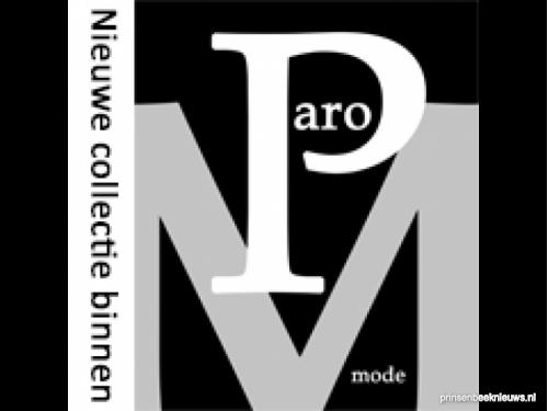 Paro Mode zoekt parttime verkoopster