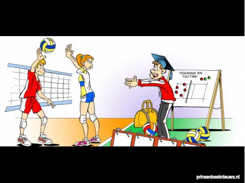 Set Up zoekt hoofdtrainer Dames 1 Nevobo