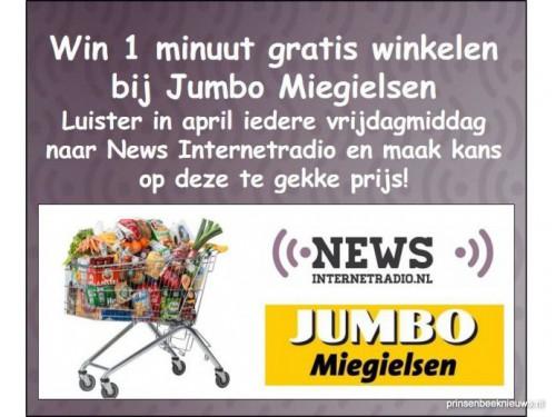 FM-actie News Internetradio met Jumbo Miegielsen