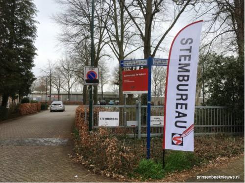 VVD favoriet in Prinsenbeek