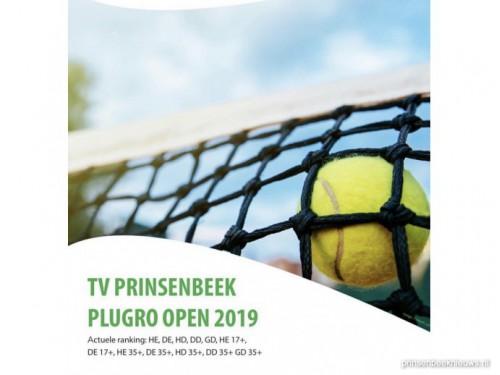 Nog snel inschrijven Open Toernooi tennis