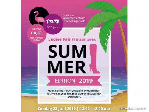 Summer Ladies Fair bij De Kuil