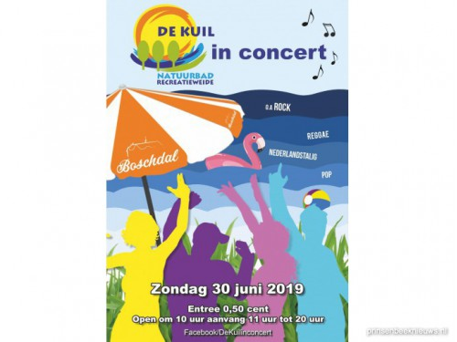 Programma De Kuil in Concert rond