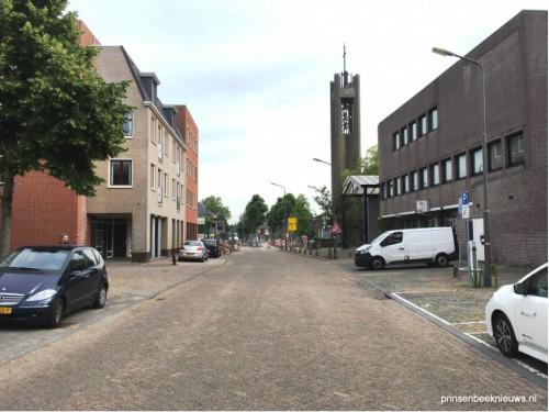 Loopstraat winkelstraat, meer parkeerplekken