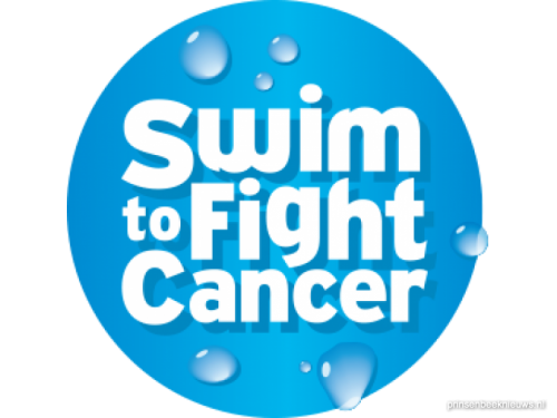 Beekse deelname Swim to Fight Cancer