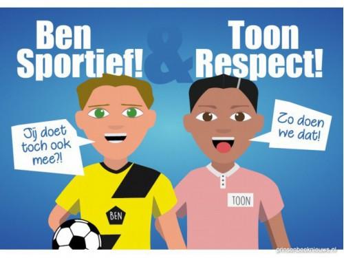 Nog geen sportiviteitscampagne OBA bij Beek Vooruit