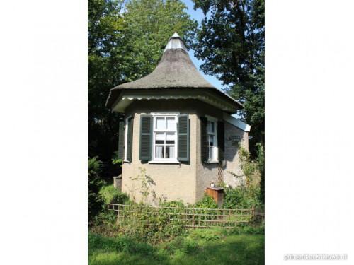 Koepeltje Liesbos was ooit een woonhuis