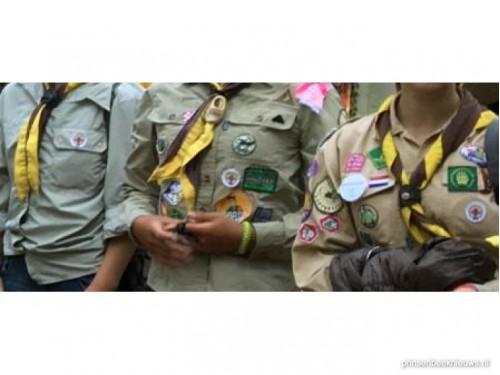 Oude scoutingblouse is geld waard