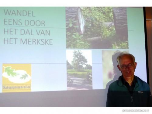 Interessante natuur-presentatie Merkske