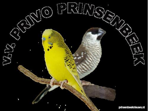 Kampioenschappen en vogelshow Privo