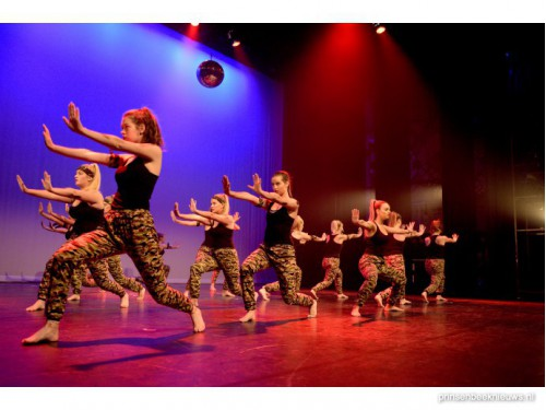Jubileumconcert met Dansstudio Nicole van Twist