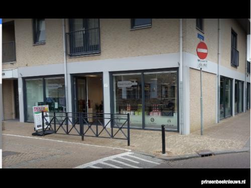 Slijterij Prinsenbeek dicht