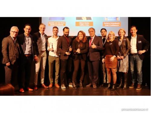 Yff Verstraeten wint Business Award
